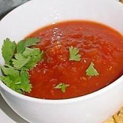 Salsa Rapida (Quick Salsa)