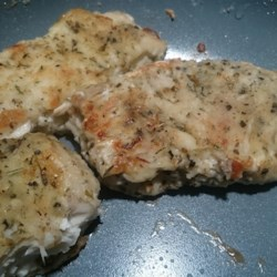 Pan Fried Halibut Recipe - This flavorful halibut is spiced with herbes de Provence and seafood seasoning and then pan-fried for a quick and easy dinner.