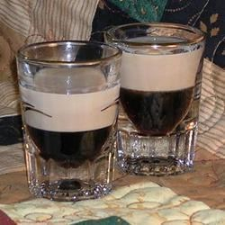 B-52 Bomber Recipe - I used to work as a bartender, and this was a popular drink. A subtle blend of coffee, orange, and Irish cream create a memorable and festive cordial.