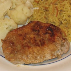 Coriander and Cumin Rubbed Pork Chops Photos - Allrecipes.com