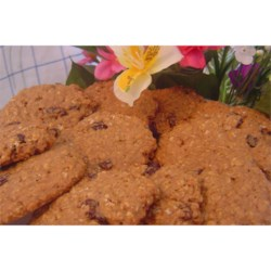 Grandma's Oatmeal Raisin Cookies Recipe - A hearty oatmeal raisin cookie with the flavors of cinnamon and cloves.