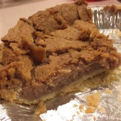 Cinnamon Pie Recipe - This recipe was from our great-grandmother. Always a family favorite and a holiday must. Thin but flavorful.