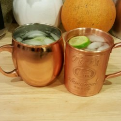 Moscow Mule Cocktail Recipe and Video - The slightly spicy ginger flavor makes this a great winter warming cocktail, while the lime makes the Moscow Mule just as sublime in summertime.