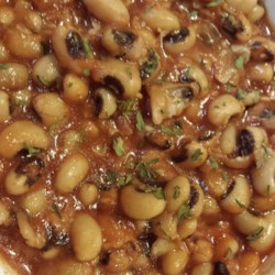 how to cook frozen black eyed peas