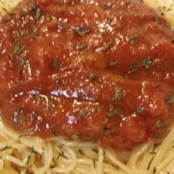 Patrick's Arrabiata Sauce Recipe - A low-cost, spicy pasta sauce with strong flavors and a silky texture takes a little time but makes a generous amount.