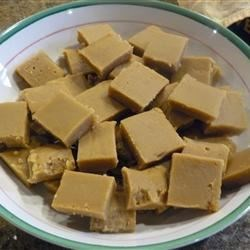 Sucre a la Creme Recipe - Sucre la creme is a traditional fudge from the Quebec province of Canada. The ingredients are simple and few, but the result is sweet and delightful! And because this recipe is cooked in the microwave, you're never too far from a quick sugar fix!