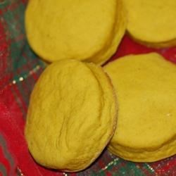 Pumpkin Biscuits Recipe - A staple in our Thanksgiving bread basket.