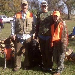 Take a kid hunting