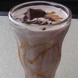 Chocolate Chocolate Milkshake