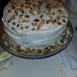 Allrecipes France Carrot Cake