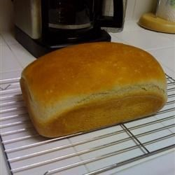 Butter Honey Wheat Bread Recipe - This is a lightly sweetened wheat bread that you can experiment with a bit. Try varying the ratio of whole wheat flour to bread flour to see what suits you best.