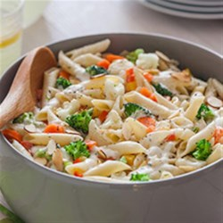 Pasta and vegetables recipes easy