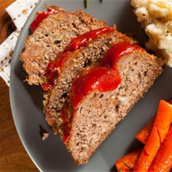 Ranch Meatloaf Recipe Recipe - Change up your usual meatloaf recipe with Hidden Valley(R) Original Ranch(R) Salad Dressing & Seasoning Mix.