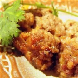 Cheesy Apple and Oat Meatloaf Recipe - Minced apple and Cheddar cheese set this meatloaf apart from the rest.