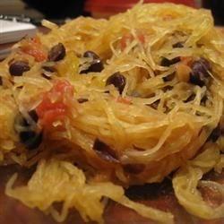 Southwestern Spaghetti Squash