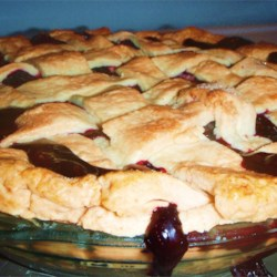 Mom's Birthday Pie