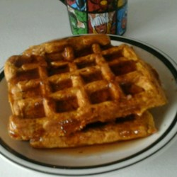 Perfect Pumpkin Spice Waffles Recipe - Autumn is pumpkin-spice season, and waffles are a great medium for the seasonal craze when you have cinnamon, ginger, and cloves in your batter.