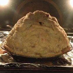 savanah high apple pie-paula deene's