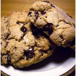 Best chocolate chip cookies ever.