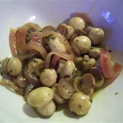 Marinated Mushrooms II