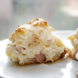 Cheese Garlic Biscuits I