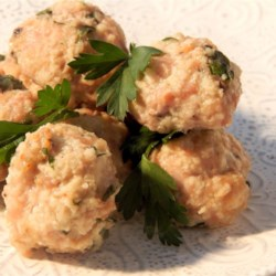 Easy Turkey Meatballs Recipe - Turkey meatballs, made with ground turkey and turkey Italian sausage, are quick and easy to prepare and can be used in any recipe calling for meatballs.