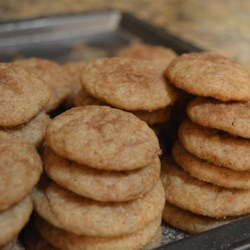 Cinnamon Lemon Cookies Recipe - These cinnamon cookies are given a hint of citrus with the addition of lemon zest.