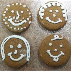 My Family in cookies