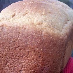 Cornmeal Molasses Bread
