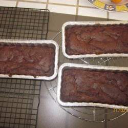 Amazing Chocolate Zucchini Bread Recipe - This zucchini bread recipe takes a different approach through the use of cocoa powder, cinnamon, and nutmeg.