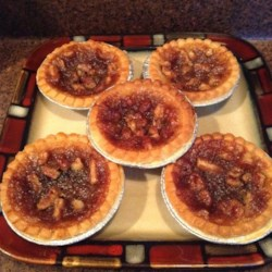 Real Canadian Butter Tarts, eh? Recipe - These are the real Canadian butter tarts, eh? Traditionally made with sweet maple syrup.