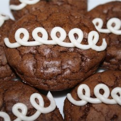 Chocolate Chocolate Chip Cookies, Hostess Style