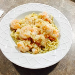 Garlic Shrimp Scampi Recipe - A family pleaser for years! The more garlic the better for the garlic lovers of the world!
