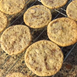 Malted Milk Chip Cookies Recipe - Chocolate chip-like cookies with malted milk balls.