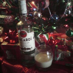 Coquito II Recipe - This a traditional Puerto Rican eggnog. I am Crucian-Puerto Rican (from St. Croix, VI) and we enjoy this made with our own Cruzan Rum. So, kick up your feet and enjoy!