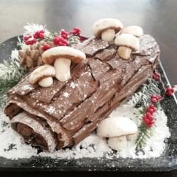Yule cake log recipe