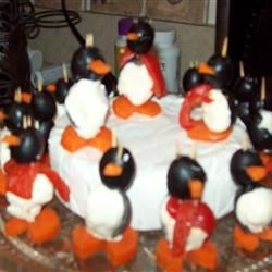 Our Thanksgiving 2009 Penguines