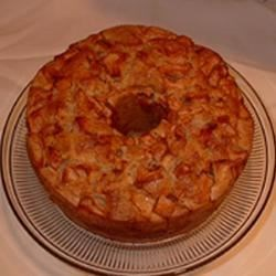Jewish Apple Cake from Bubba's Recipe Box Recipe - Rome Beauty apples make all the difference in this crowd-pleasing cake.