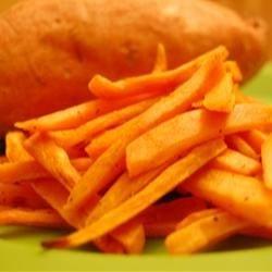 T's Sweet Potato Fries