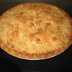 Apple Crumb Pie II
