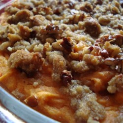 Gourmet Sweet Potato Classic Recipe and Video - This candied sweet potato recipe, without marshmallows, is a family-friendly side for Thanksgiving or an everyday meal.