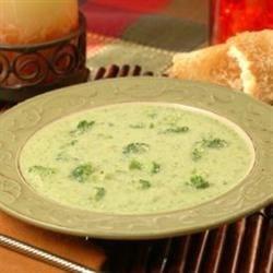 Cream of Brocolli Soup