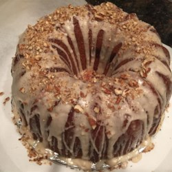Honey Bun Cake II Recipe - Very tasty cinnamon cake. Freezes beautifully.  May be made into  2- 8 inch square pans.  Enjoy one now.  Freeze other for later.