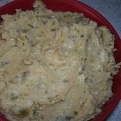 Jalepeno Hummus