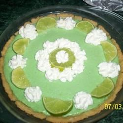 Another Key Lime Pie Recipe