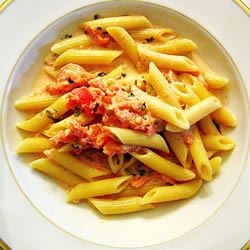 Penne a la Vodka II