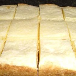 Chess Cake Recipe - This recipe was given to me years ago by a friend.  My sons love this.  I make it when we go on vacation so we can munch on it while in the car.