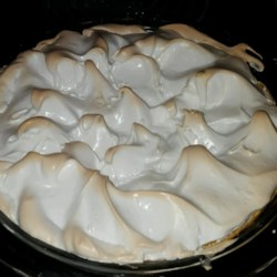 My Mom's Lemon Meringue Pie Recipe - This lemon meringue pie recipe is the perfect amount of sweetness mixed with tartness and will quickly become a family-favorite.