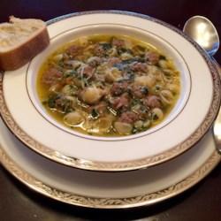 Mamas Italian Wedding Soup