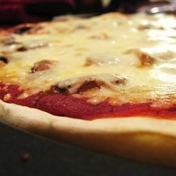 Italian Herb Pizza Crust for the Bread Machine